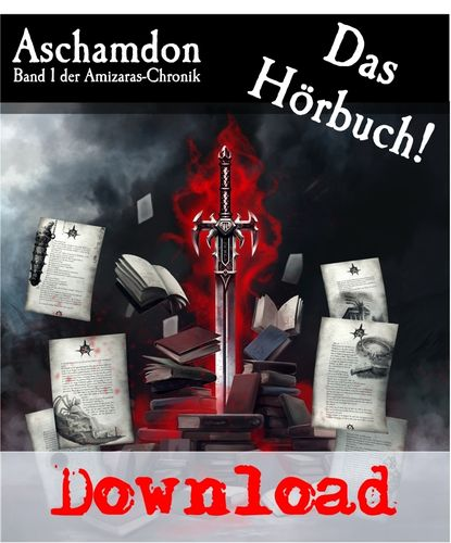 "Hörbuch Aschamdon - ""Download"" Edition"